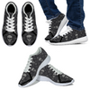 Image of Men's Skull Print V1 Sneakers