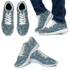 Image of Women's Skull Paisley Sneakers