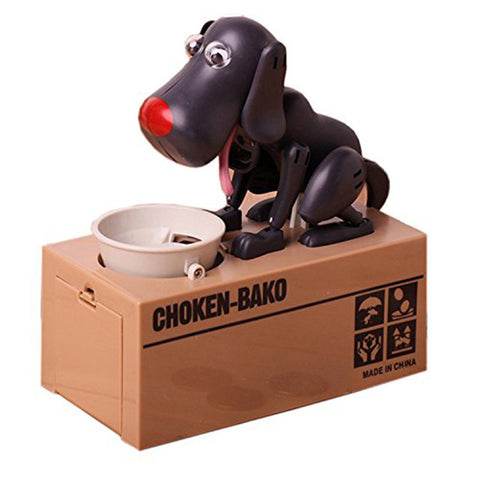 Puppy Dog Money Box Piggy Bank