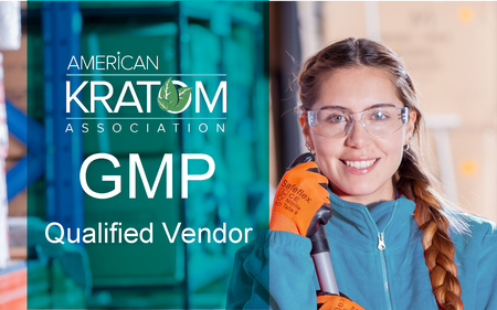 Etha is an AKA GMP Approved Vendor