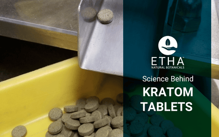 Kratom Tablets, The Easy Choice