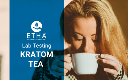 Kratom Tea VS. Kratom Lemon-Tea