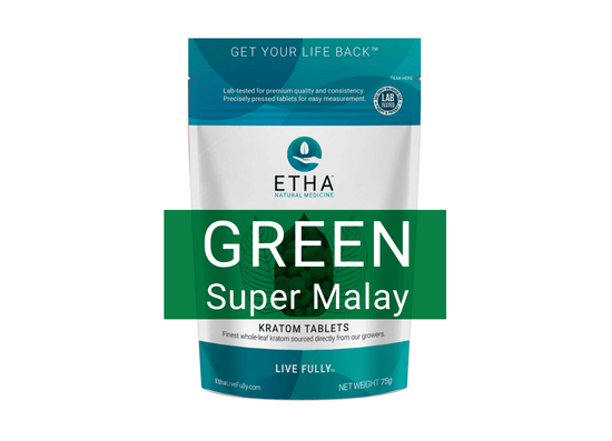 Etha™ Pure Vein Botanical - Green Malay