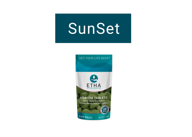 Etha™ Premium Botanical Blend - SunSet™