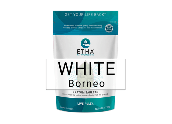 Etha™ Pure Vein Botanical - White Borneo