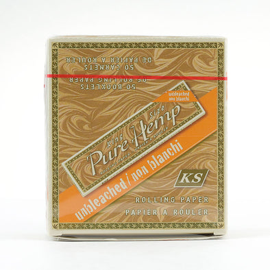 G7 PURE HEMP UNBLEACHED KING SIZE SLIM