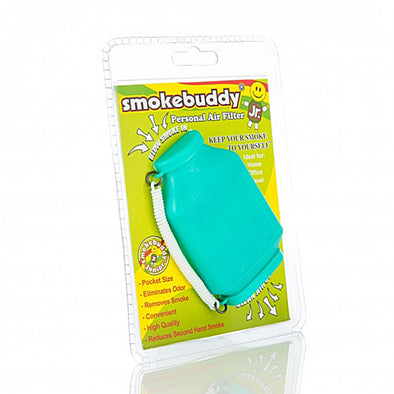 1A2 - SMOKEBUDDY JR TEAL #6
