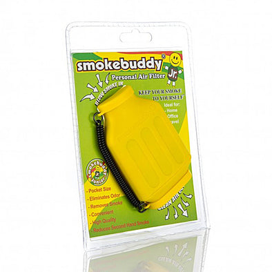 1A2 - SMOKEBUDDY JR YELLOW #8