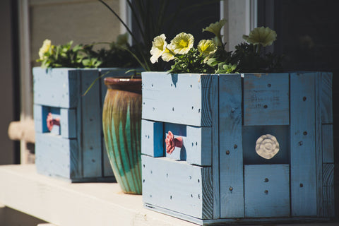 Happy Gardens - DIY Project