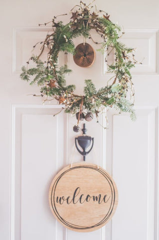Happy Gardens - DIY Wreath