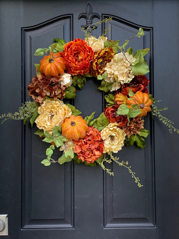 Happy Gardens - Holiday Wreath