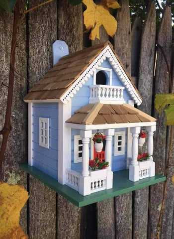 Happy Gardens - New Orleans Bird House