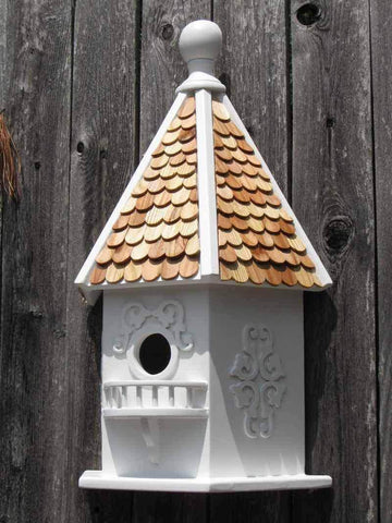 Happy Gardens - Rapunzel's Tower Bird House