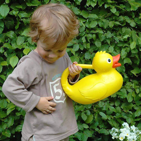 Happy Gardens - Rubber Duck Watering Can