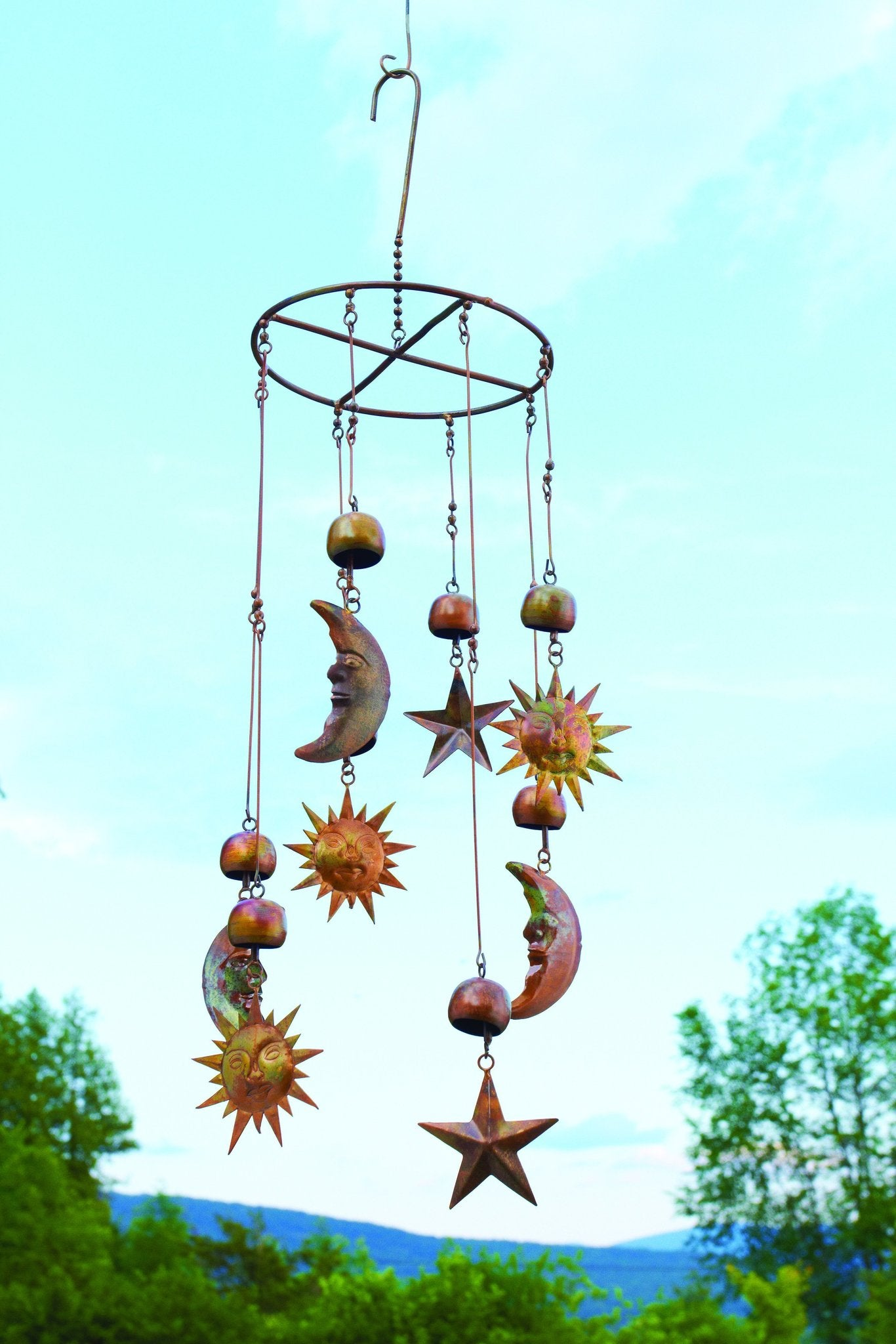 Make Your Own Easter Wind Chime