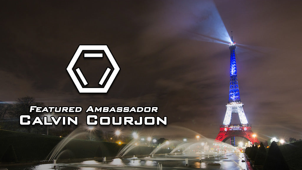 Ambassador Feature: Calvin Courjon from France
