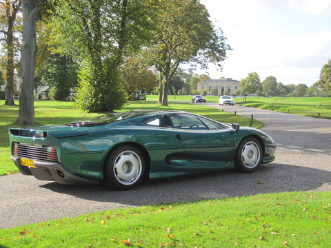 Jaguar XJ220 Auctioned at car week