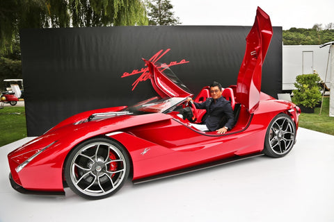 KODE57 2.5 million dollar concept car