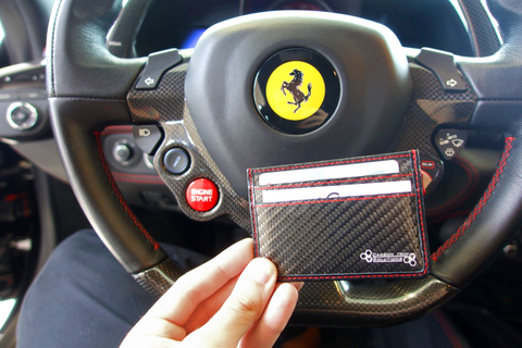 FlexCarbon carbon fiber cardholder wallets released