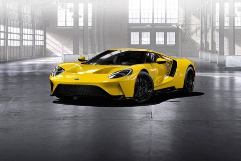 Ford GT carbon fiber news