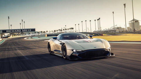 Aston Martin Vulcan car week 2016 highlights in carbon fiber news