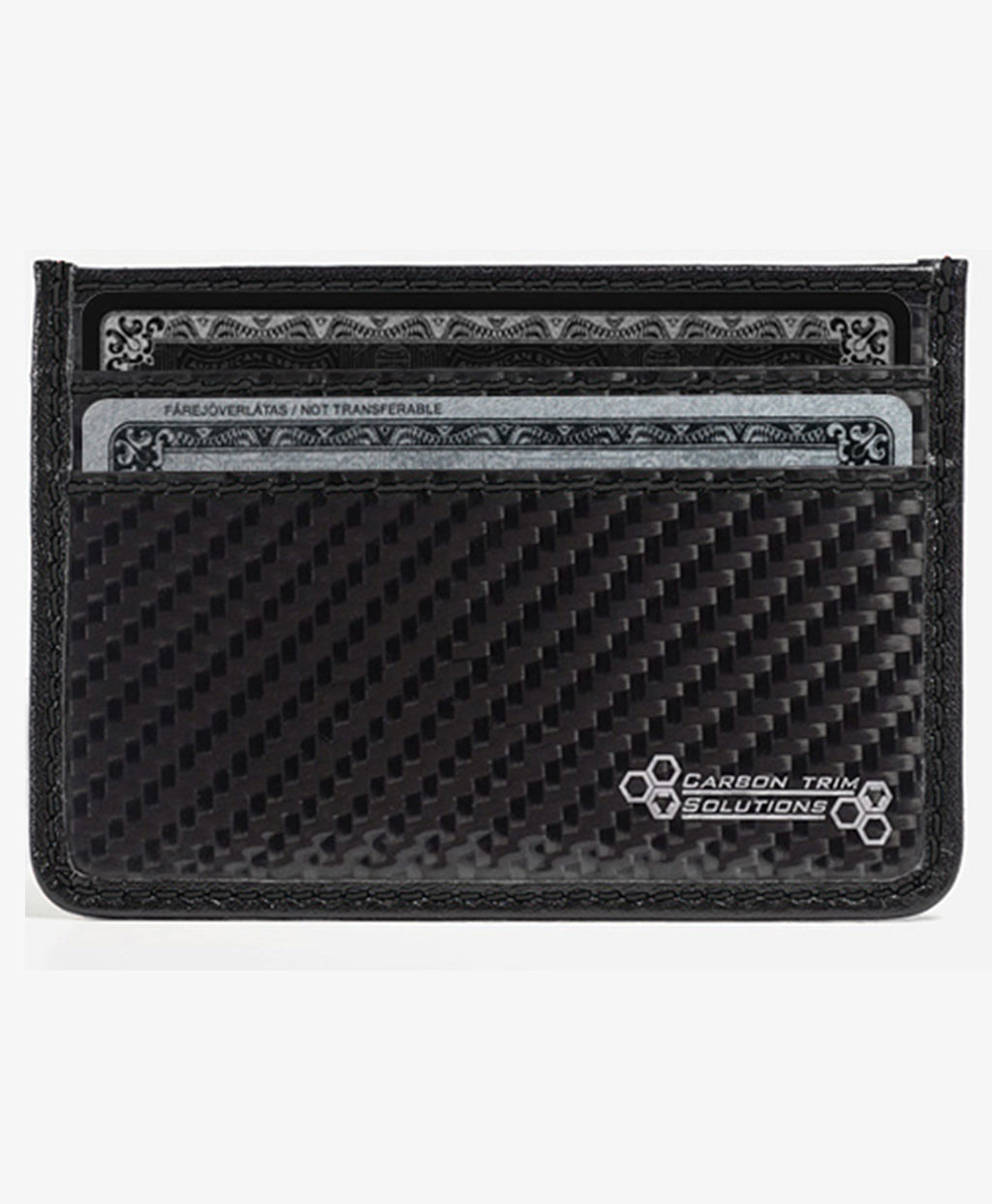 Real Carbon Fiber Cardholder Wallet by FlexCarbon™