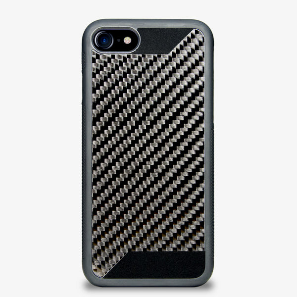 differently 5bd32 79b91 CTSlite Real Carbon Fiber/Rubber Case for iPhone 7 & 8
