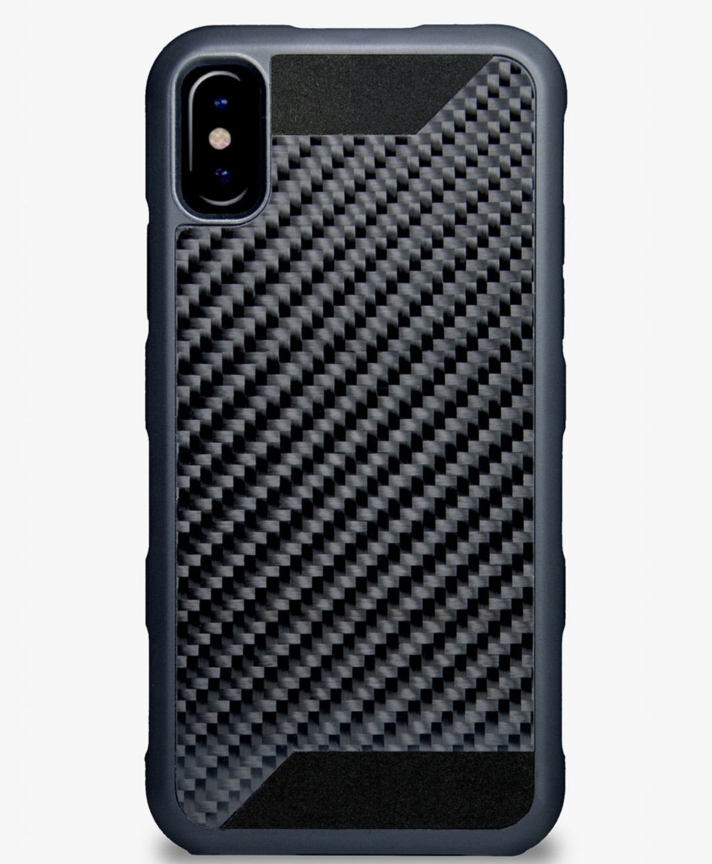 Carbon Fiber Iphone Case >> Ctslite Real Carbon Fiber Rubber Case For Iphone X Xs