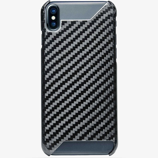 Carbon fiber iPhone X case
