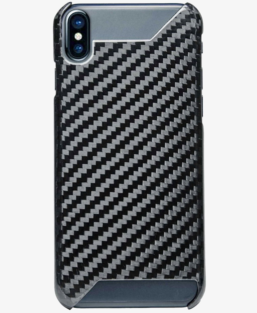 Real carbon fiber case for iPhone X by Carbon Trim Solutions