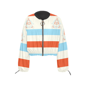 Alchemy Women's Crop Jacket