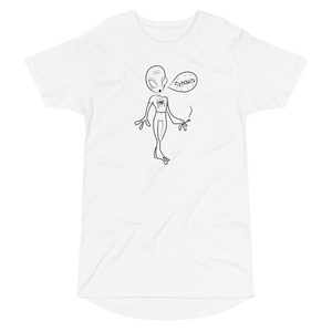 Splendid Alien Tee