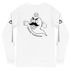Ghosted Long Sleeve Tee
