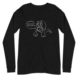 Get Off My Lawn Long Sleeve Tee