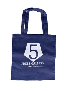 5 Press Gallery Tote Bag