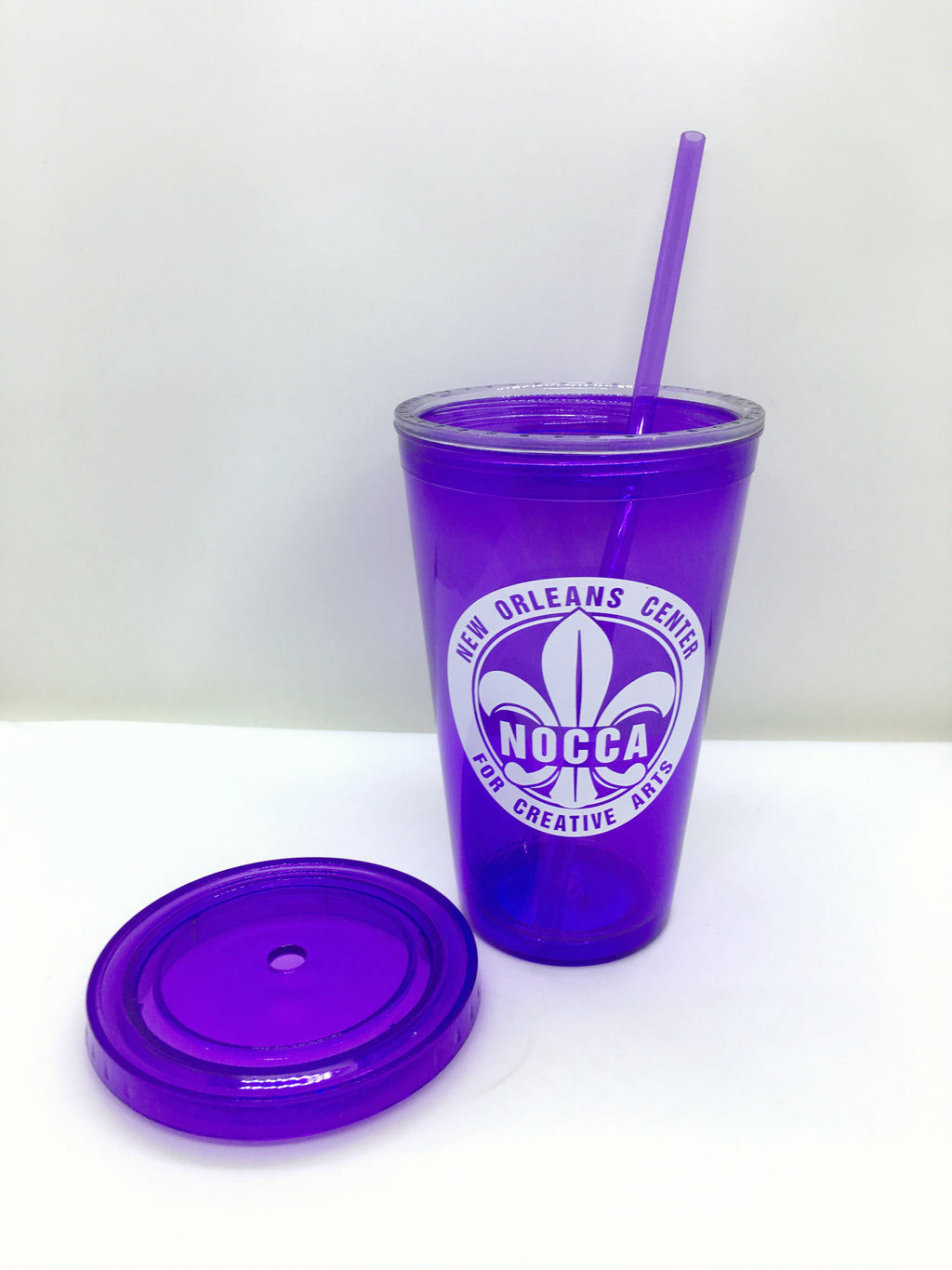 16 oz. hot and cold acrylic tumbler