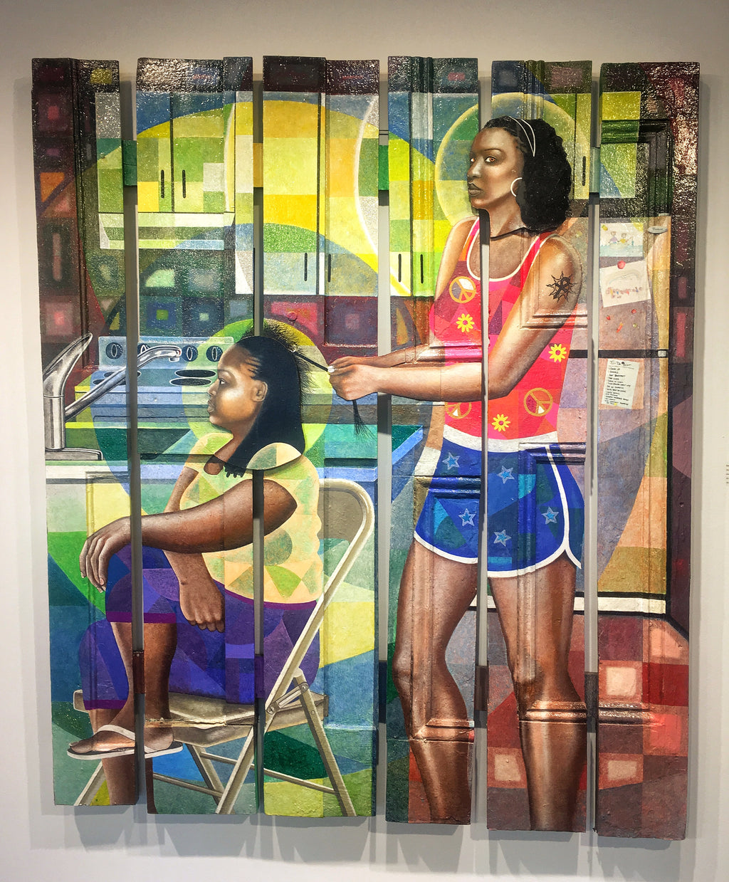 """Mothers"" by Carl Joe Williams"