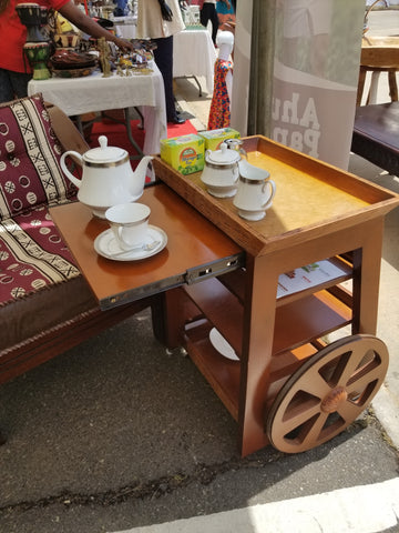 Tea Tray Cart