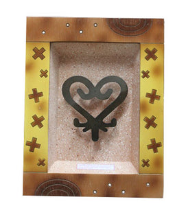 Sankofa Shadow Box