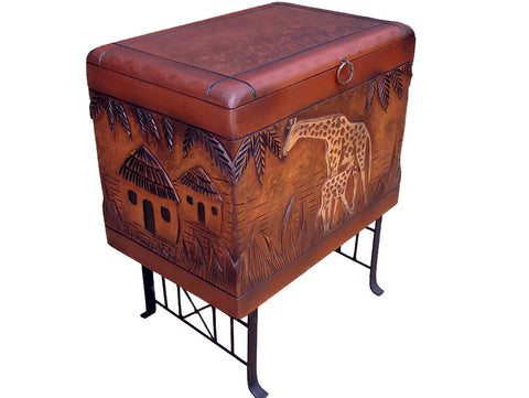 Adepa Giraffe Treasure Box