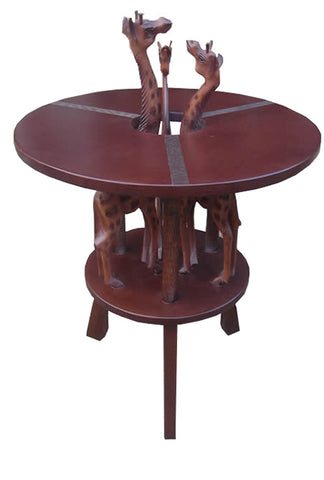Giraffe Family Table (High Rise)
