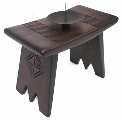 Asesegua Candle Holder