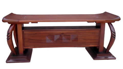 Traditional TV Bench