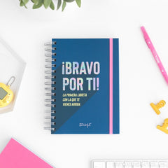 LIBRETA CON MENSAJES POSITIVOS - THE POWERFUL COLLECTION
