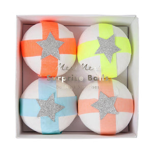 Meri Meri Glitter Star Surprise Balls