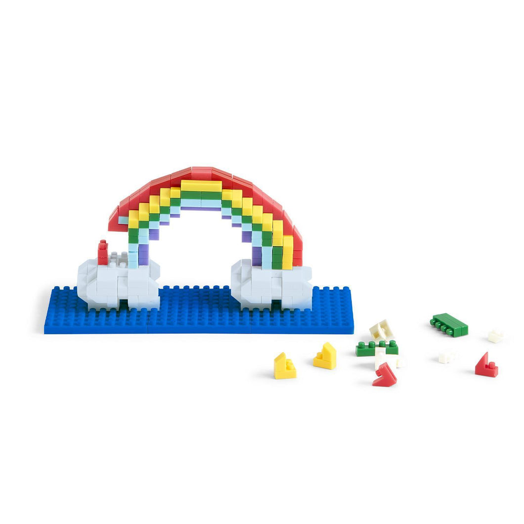 Rainbow in a Box | Tiny Building Blocks Puzzle