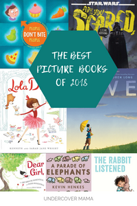 Best Picture Books of 2018!