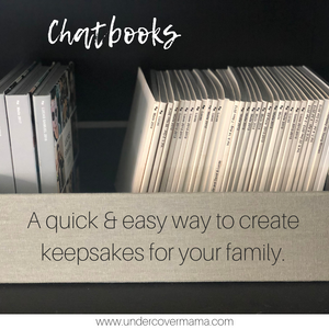 A Quick & Easy Keepsake For My Kids with Chatbooks!