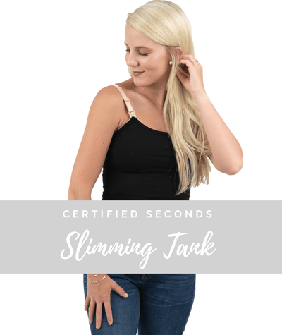 Seconds SLIMMING TANK- Final Sale