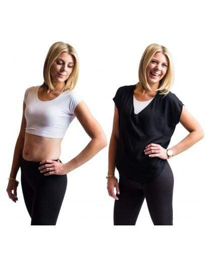 Undercover Mama Top Cover- Perfect for Pregnancy and Breastfeeding